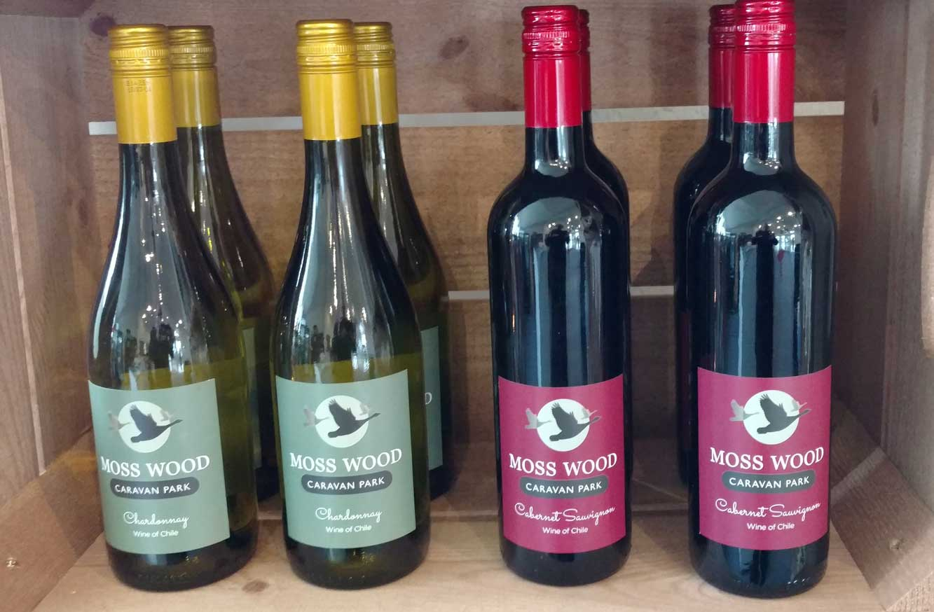 Mosswood Wine