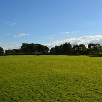 Moss Wood Caravan Park Playing Field