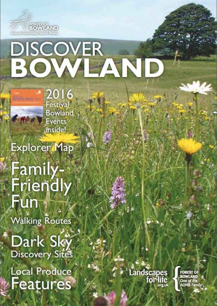 Forest of Bowland Guide