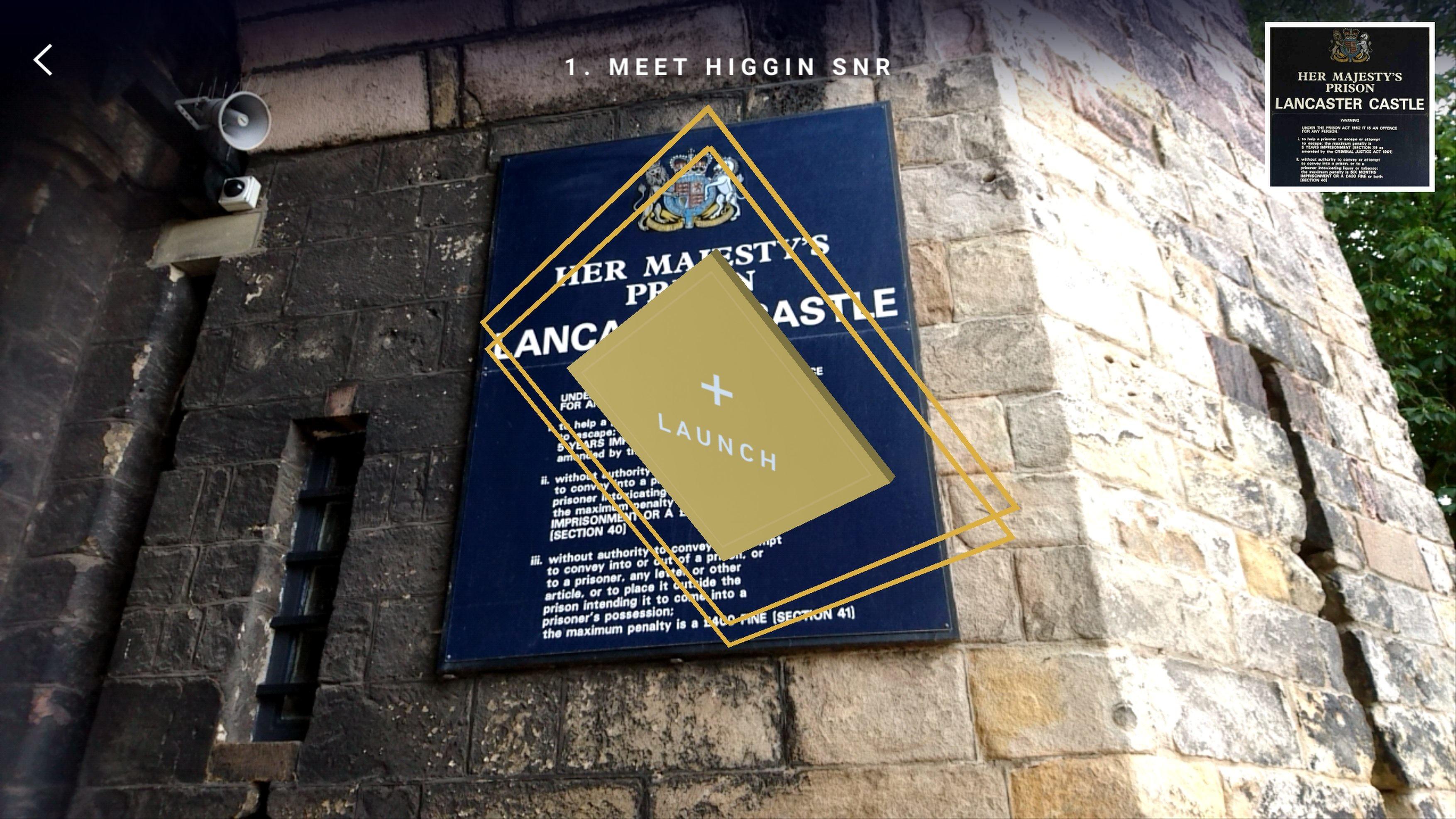 English Heritage Cities - Lancaster Castle