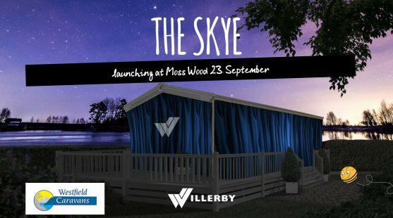 Moss Wood Willerby Skye Launch