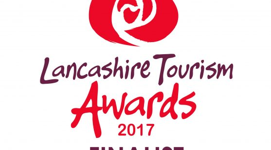 Lancashire Tourism Awards 2017 finalist logo SUSTAINABLE TOURISM AWARD