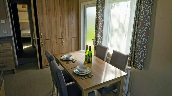 Pemberton Lancaster 2018 dining room