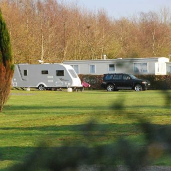 Touring at Moss Wood Caravan Park in Cockerham