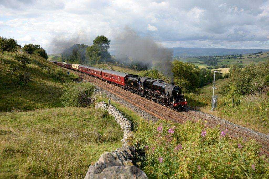 Fellsman Steam Train