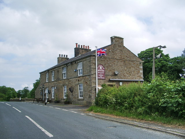 The Patten Arms near Moss Wood Caravan Park