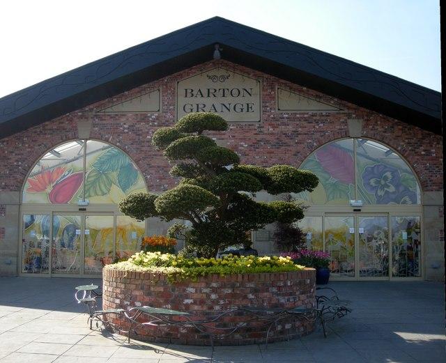 Barton Grange Garden Centre