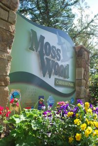Moss Wood Caravan Site, near Lancaster South junction of the M6