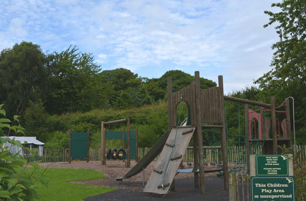 adventure playground at moss wood