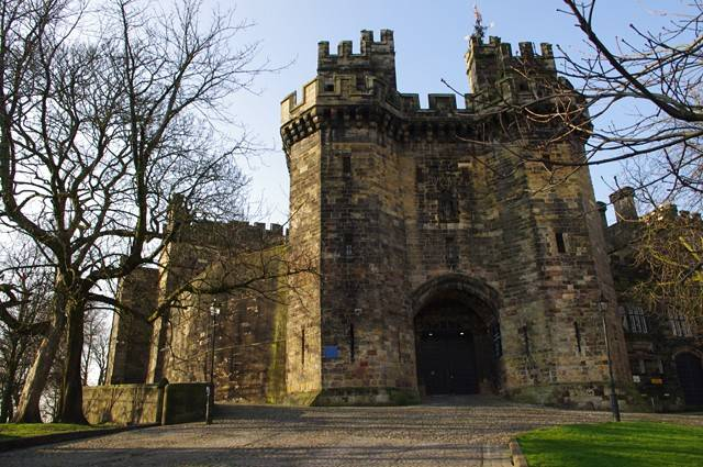 Visit the historic Lancaster Castle from Moss Wood Caravan Park