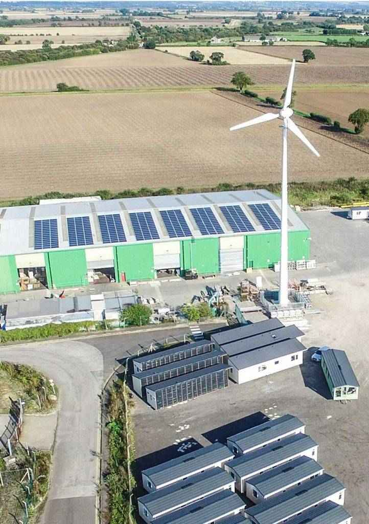 Environmentally Sustainable Victory Factory