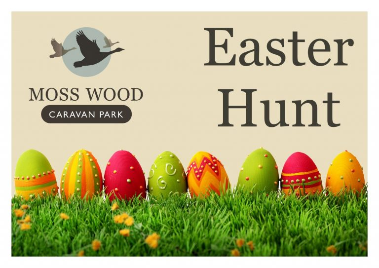 Moss Wood Caravan Park Easter Hunt 2017
