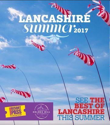 Lancashire Summer Guide 2017 magazine