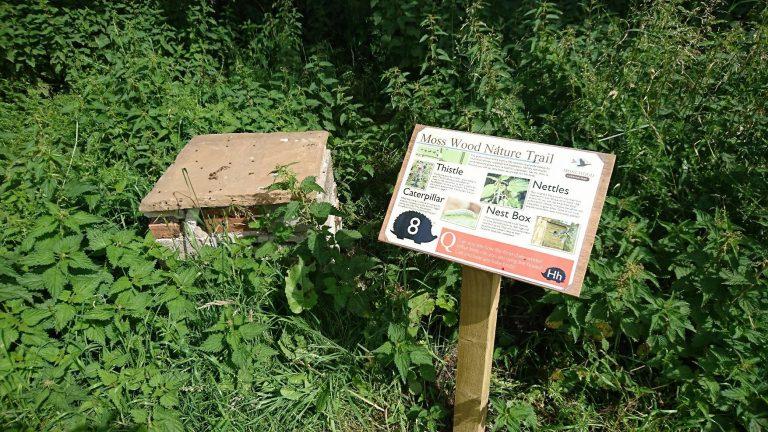 Moss Wood Nature Trail