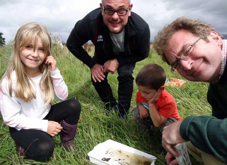 Wild Fun Day at Moss Wood