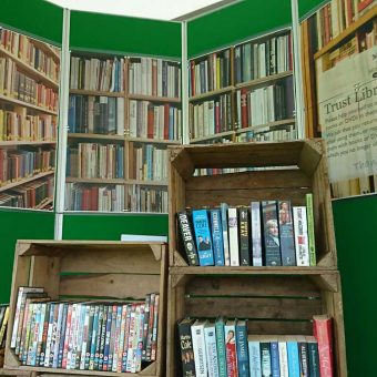 Moss Wood Trust Library