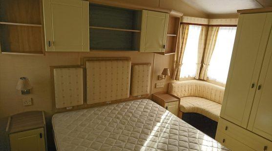 Willerby Leven 2008 bedroom