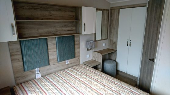 Willerby Skye 2018 bedroom