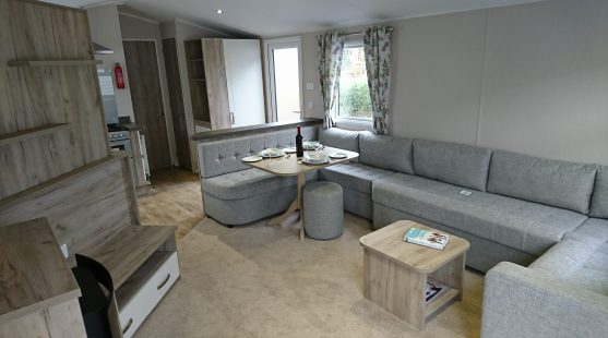 Willerby Skye 2018 living area