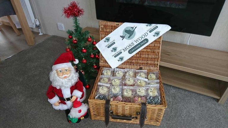 Santa at Moss Wood