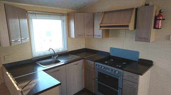 Willerby Westmorland 2012 kitchen