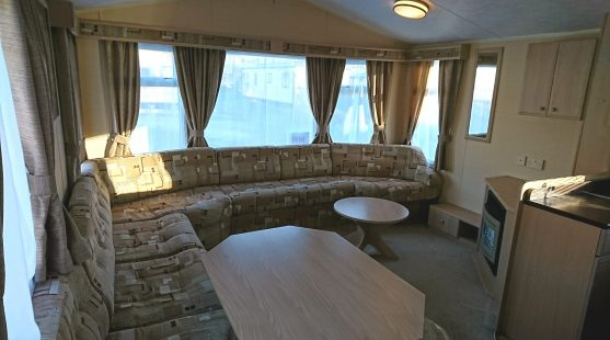 Willerby Westmorland 2012 living room