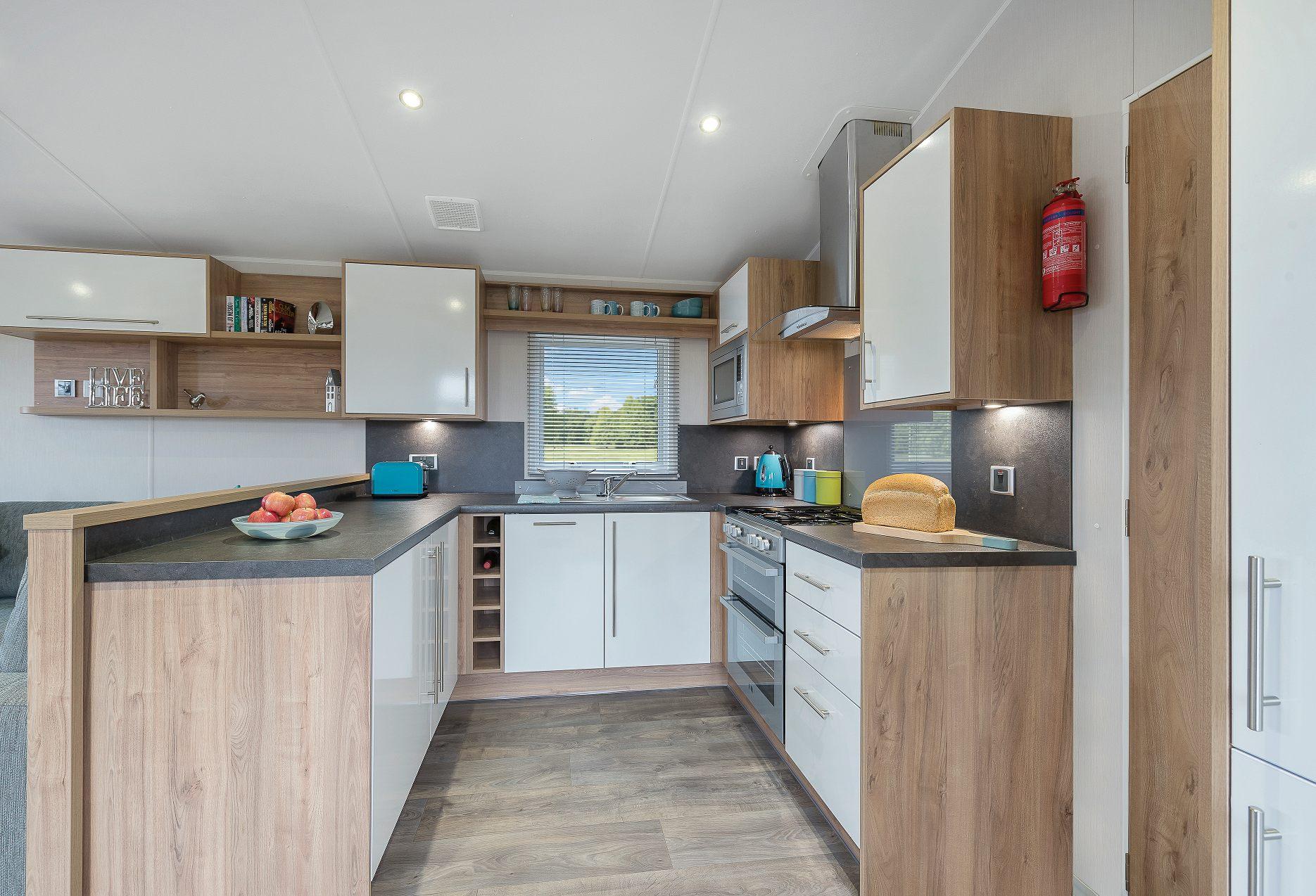Willerby Granada 2018 Kitchen