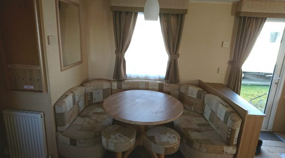 Willerby Leven 2010 dining room