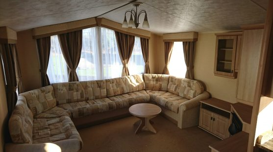 Willerby Leven 2010 lounge