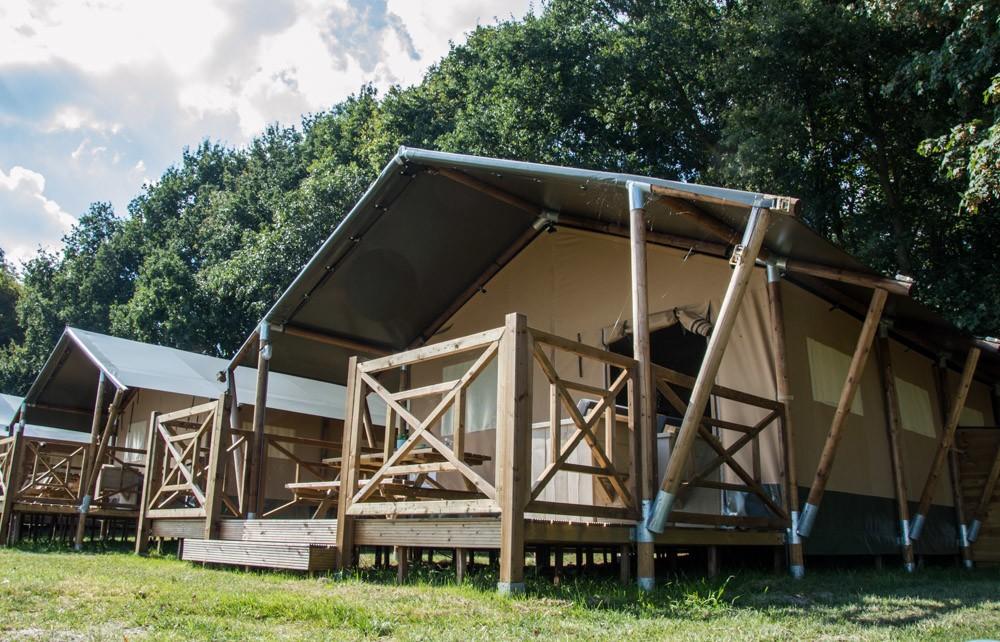 Safari Tent Glamping pod Skelwith Fold Caravan Park