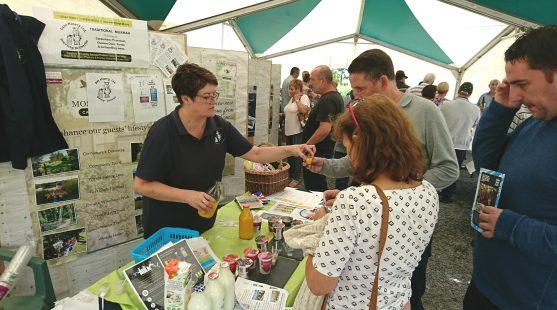 Lancashire Produce Taste Test 2018 Shepherds Dairy