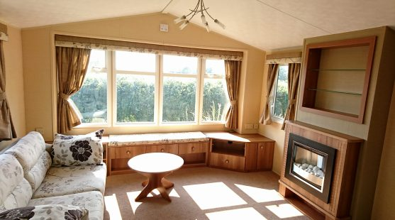 Willerby Salisbury 2010 lounge