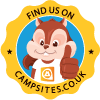 Find us on campsites.co.uk