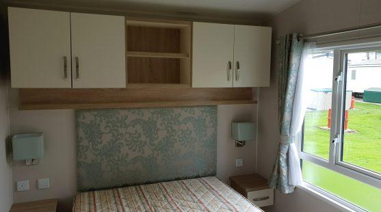 Willerby Avonmore 2016 master bedroom 1