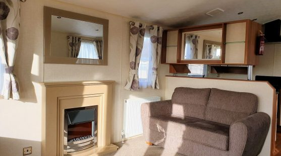 Willerby Isis 2012 lounge
